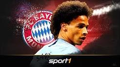 Leroy Sané zum FC Bayern - Deswegen könnte es jetzt ganz schnell gehen | SPORT1