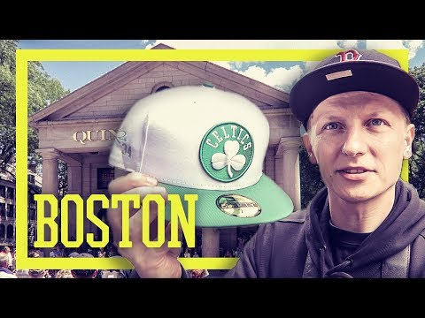 Boston Trip 2017 - KAUFRAUSCH - Downtown, Shopping, Faneuil Hall [VLOG]