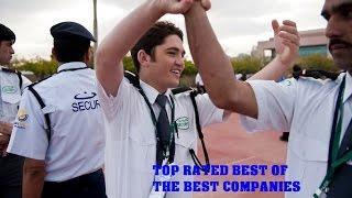 Top 7 security companies in UAE