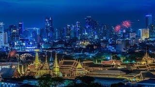 #733. Бангкок (Таиланд) (лучшее видео)(Самые красивые и большие города мира. Лучшие достопримечательности крупнейших мегаполисов. Великолепные..., 2014-07-03T02:55:48.000Z)