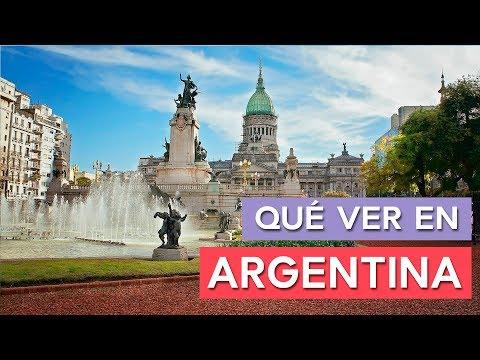 Qué Ver En Argentina 🇦🇷   10 Lugares Imprescindibles
