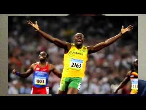 USAIN BOLT WINS GOLD in 9.63 Seconds~ MEN'S 100M FINAL ...