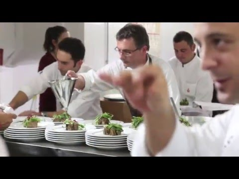 Presentación Califato Gourmet en FITUR