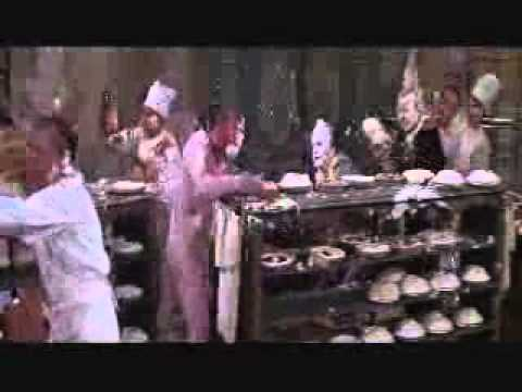 The Great Race - Pie Fight (English)