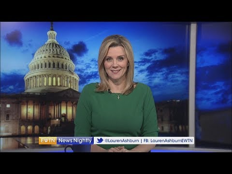 EWTN News Nightly - 2019-03-14 - Full Episode with Lauren Ashburn