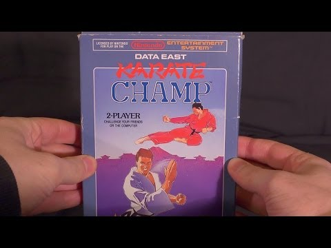 Karate Champ (NES Video Game) James & Mike Mondays