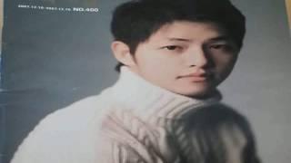 Pre Debut Photos of Song Joong Ki As A Student