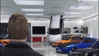 GTA Online: Funny Moments [GTFO my garage]