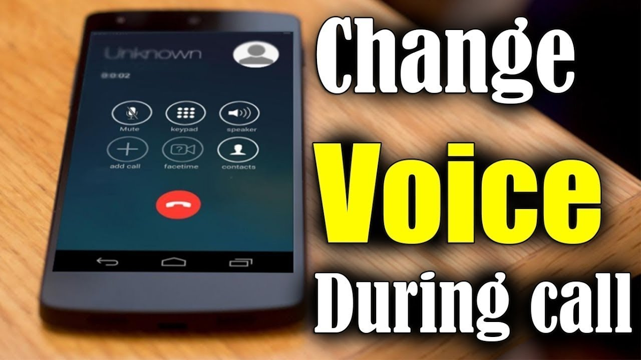voice changer calling apk free download