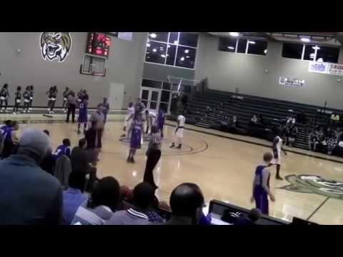 EGSC Men's Basketball vs South Ga State College 2-10-14