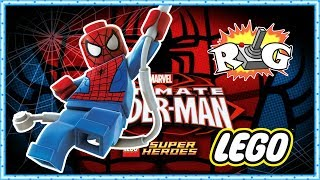 Lego Games | Lego Marvel | Ultimate Spider-Man