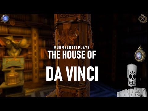 The House of Da Vinci - part 3 - catapult, globe and a game