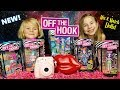 NEW - OFF THE HOOK Dolls from Spin Master! Fashion Dolls you can Mix & Match! #OfftheHookStyle