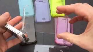 Coque iPhone full clispable : Protection 360°