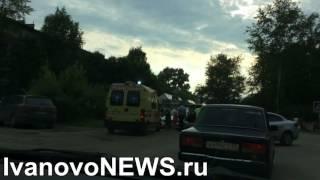 На улице Велижской в Иванове сбили девушку