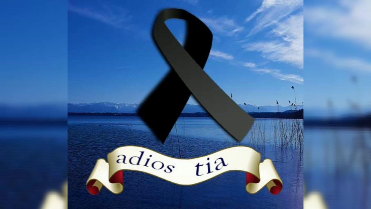 Imagenes De Luto Por Una Tia: En Memoria Para Mi Tia Andrea Con Mucho Amor Y Respeto