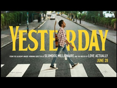 Film Review Yesterday Who Wouldn T Want To Be A Beatle Or All Of Them