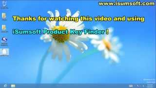 How to Find Windows 8/8 1 Product Key on Computer