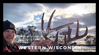WISCONSIN BOW HUNT - Vernon County Success!
