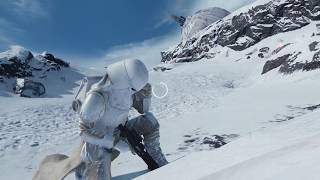 Star Wars Battlefront Multiplayer Gameplay #1- Walker Assault (XBOX ONE / PS4 Gameplay)