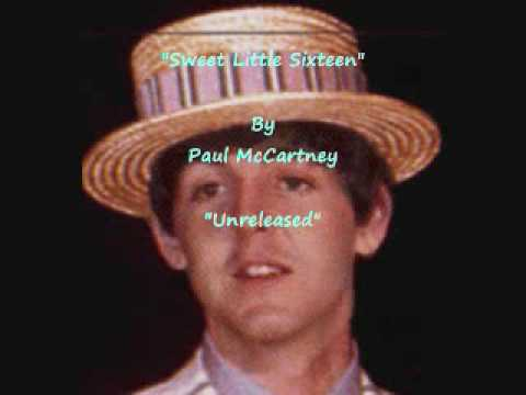 Sweet Little Sixteen  Paul McCartney