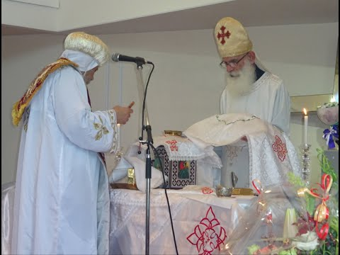 Opening Ceremony of the Coptic Orthodox Church of Japan 日本コプト正教会 新聖堂開堂式(字幕付)