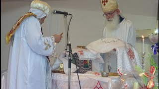 Opening Ceremony of the Coptic Orthodox Church of Japan 日本コプト正教会 新聖堂開堂式(字幕付)