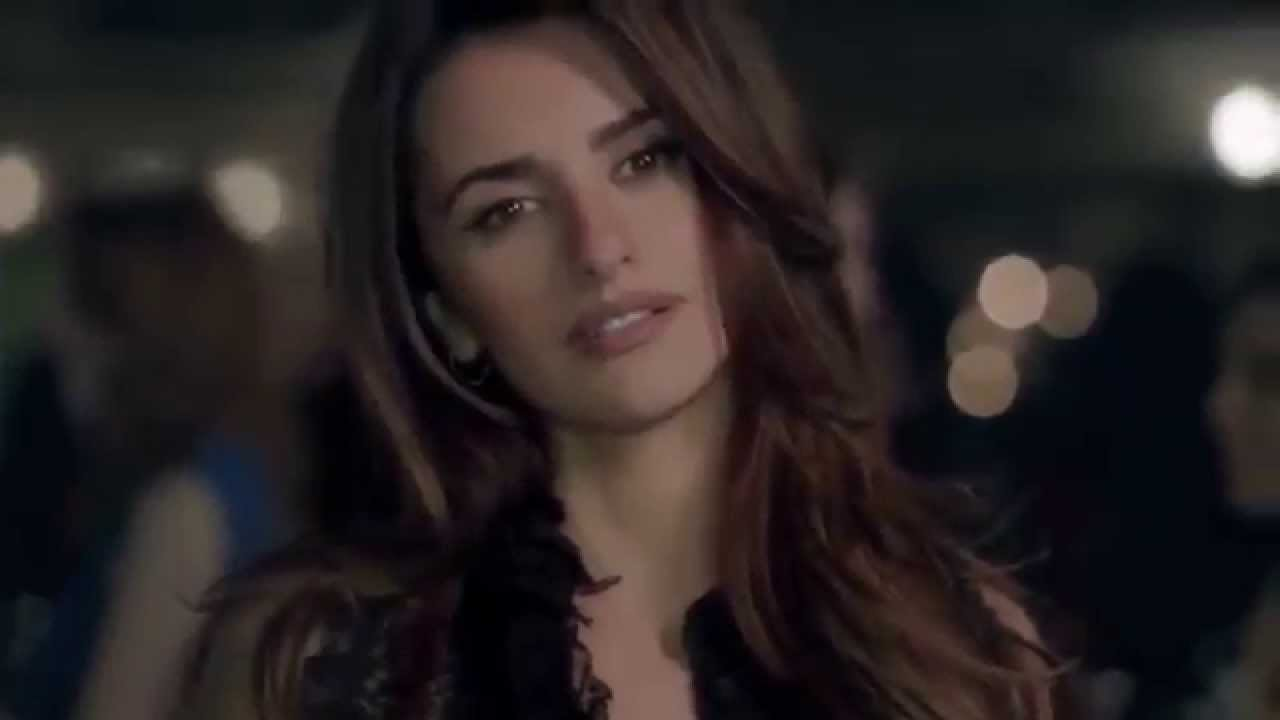 penelope cruz very sexy schweppes tv commercial 2014 ad