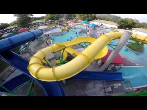 Greenville County Rec Waterparks