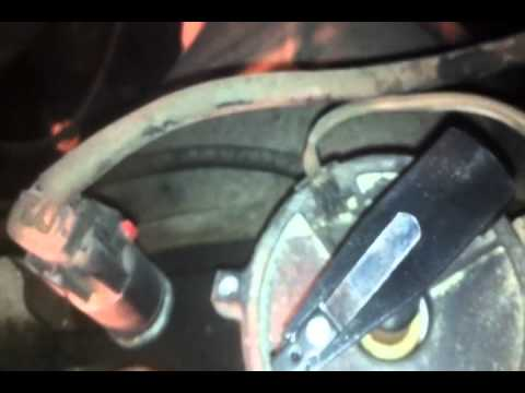 How to do a tune up plugs wires distributor cap rotor dodge