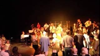 Sonoma Academy Funk & Wonder R-E-S-P-E-C-T Ceilidh Austin