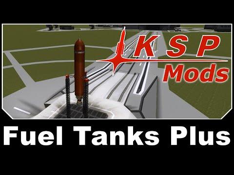 KSP Mods - Fuel Tanks Plus