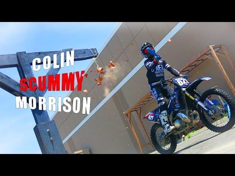 "Colin ""Scummy"" Morrison visits Cold Steel"