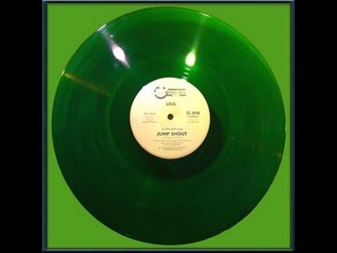 Lisa - Jump Shout (1982 Moby Dick Green Vinyl Remix) (HD)