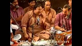 Ainwen Bol Na Banere Utte Kanwan - Ustad Nusrat Fateh Ali Khan - OSA Official HD Video