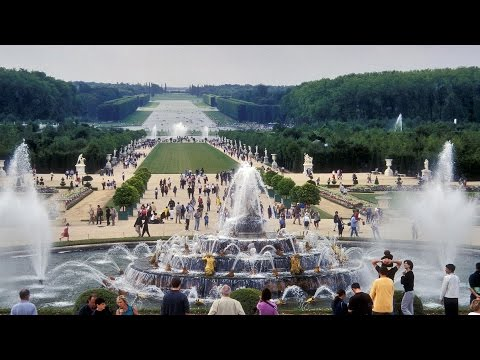 Palace of Versailles Fountains