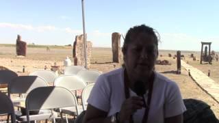 Belinda Eriacho   Follow the Golden Path   The Path Estancia NM 2015
