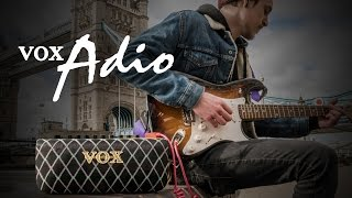 VOX Adio - MODELING GUITAR/BASS & AUDIO AMPLIFIER