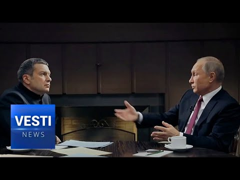 Soloviev's Exclusive Interview With President Putin - The New World Order and Russia's Place in It