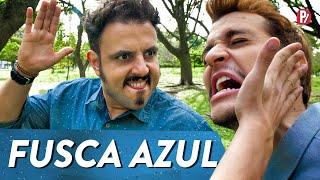 FUSCA AZUL | PARAFERNALHA