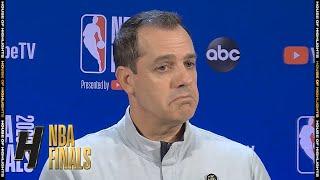 Frank Vogel Postgame Interview - Game 3 | Lakers vs Heat | October 4, 2020 NBA Finals