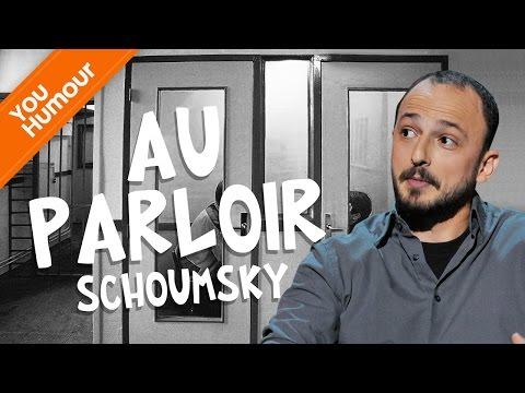 ANTOINE SCHOUMSKY - Au parloir (1)