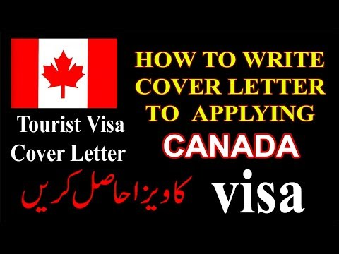 How To Make A Cover Letter For Canada 2019