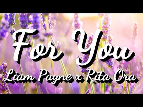 Liam Payne x Rita Ora - For you ( Lyrics / Lyrics Video )