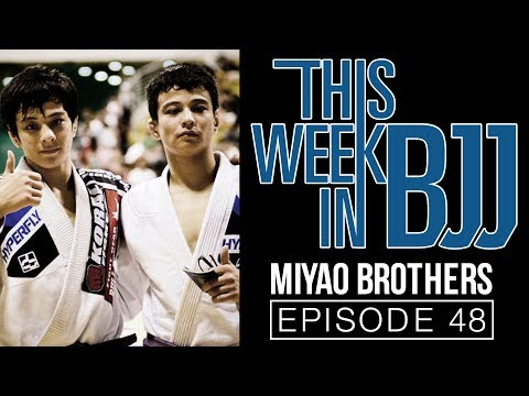 This Week in BJJ Episode 48: The Miyao Brothers