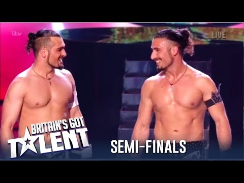 Vardanyan Brothers: Armenian Danger Brothers Do The IMPOSSIBLE! | Britain's Got Talent 2019