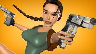 Lara Croft Get Down