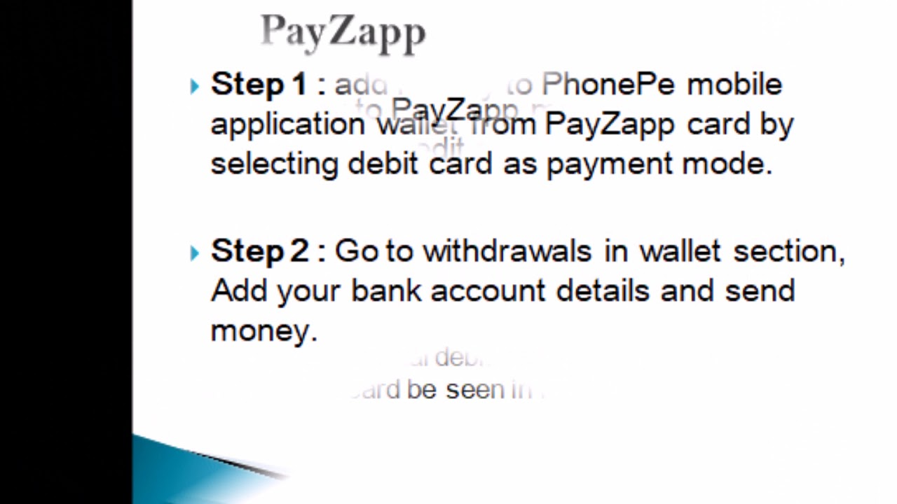 Steps To Transfer Money From Credit Card Bank Account Without Fee