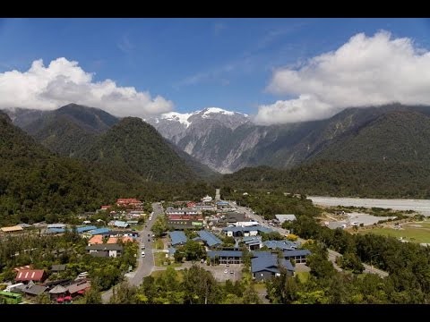 Day Trip To Franz Josef Glacier in New zealand | Westcoast #15