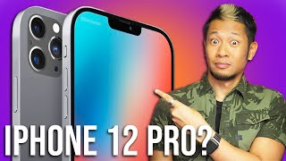 The iPhone 12 Pro could look like this. Smaller Notch/New details!